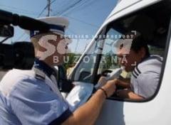 Transportul de persoane, trecut prin filtrele Politiei rutiere