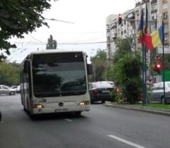 Transportul in comun, redus cu 40% in Bucuresti, dar nu va fi suspendata nicio linie