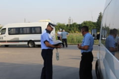 Transportul public de persoane, sub lupa politistilor giurgiuveni