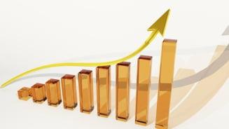 Tranzacţii de peste 43 de milioane de euro la Bursa de Valori Bucureşti. Indici în urcare