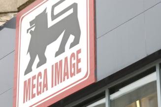 Tranzactie importanta pe piata din Romania - Ce magazine va prelua Mega Image