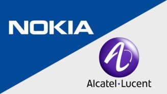 Tranzactie uriasa in piata IT: Nokia va deveni nr.1? Cumpara Alcatel cu 15,6 miliarde de euro