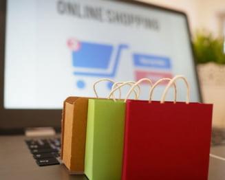 Tranzactiile online au crescut cu 25%, iar valoarea medie a comenzilor cu 22%