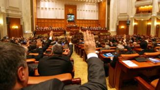 Traseismul nu a trecut de deputati: Ordonanta privind migratia alesilor a picat la vot