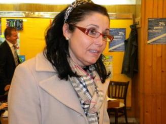 Traseista Cataniciu tradeaza si PSD, dupa ce a fost aleasa deputat in Bihor