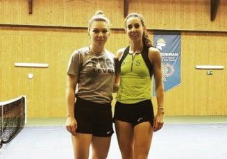 Traseu dificil pentru Simona Halep la turneul de la Roma: Mihaela Buzarnescu o va infrunta pe Jelena Ostapenko
