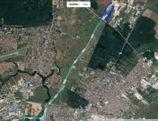 Traseul Autostrazii Urbane, parte din soseaua de mare viteaza Bucuresti-Ploiesti