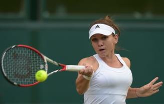 Traseul Simonei Halep pana in finala de la Wimbledon. Ce adversare o asteapta