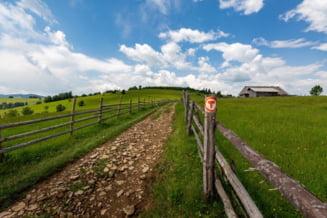 """Traseul turistic """"Via Transilvanica"""" se va intinde pe 150 de kilometri in judetul Mures"""