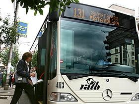 Trasportatorii privati nu vor curse RATB intre Bucuresti si Iflov