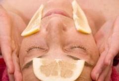 Tratament cu citrice pentru piele stralucitoare