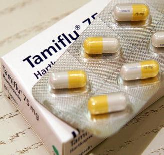 Tratamentul cu Tamiflu da greata si cosmaruri