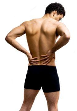 Atunci cand trage durerea de spate abdomen