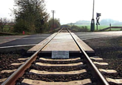 Trecerile la nivel cu calea ferata, in atentia politistilor