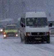 Trei accidente rutiere si 52 de tamponari in ultimele 24 de ore in Bucuresti
