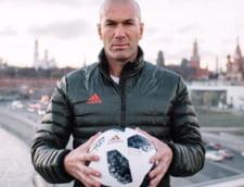 Trei antrenori pe lista posibililor inlocuitori ai lui Zinedine Zidane la Real Madrid