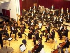 Trei compozitii, in concertul de la Filarmonica