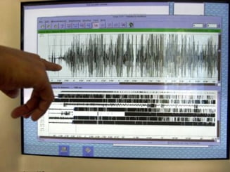Trei cutremure au avut loc in Romania, de Paste
