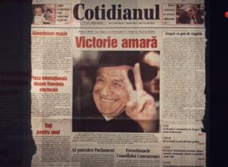 Trei decenii de istorie romaneasca in trei fraze