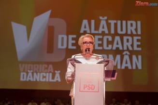 Trei din cei patru ministri ALDE au demisionat. Dancila trimite diseara propunerile de interimari la Cotroceni
