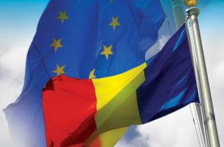 Trei din patru romani nu cred ca Romania va fi data afara din UE - sondaj
