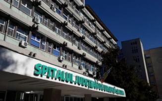 Trei focare de COVID-19 in doua spitale din Olt. 12 pacienti infectati in sectia Cardiologie a Spitalului Judetean