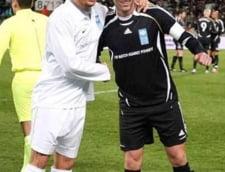 Trei fotbalisti romani vor juca alaturi de Zidane si Ronaldo