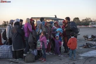 Trei grupuri de imigranti, relocate in Romania, Germania si Lituania