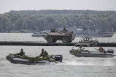 Trei infanteristi marini au fost infectati cu noul coronavirus in timpul unei misiuni la Babadag