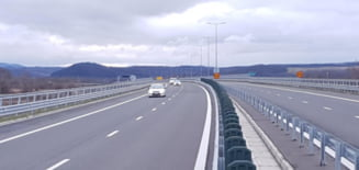 Trei loturi esentiale de autostrada care ar putea fi terminate in 2020. Cat mai este de lucru la Rasnov-Cristian, centura Bacaului si sectorul 1 din Sebes-Turda