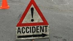 Trei masini implicate intr-un accident in Ploiesti. O persoana a fost ranita