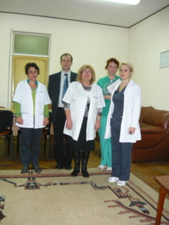 Trei medici noi in Spitalul Judetean de Urgenta Tulcea