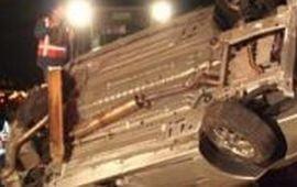 Trei morti si un ranit grav intr-un accident pe DN1