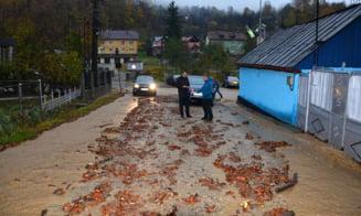 Trei orase si 11 comune maramuresene sunt afectate de inundatii