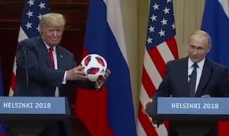 Trei ore de discutii pe inarmare, scutul antiracheta, gaze si o pasa de la Putin catre Trump: Mingea e la tine! (Video)