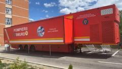 """Trei pacienti COVID au murit dupa ce instalatia de oxigen a sectiei mobile ATI de la Spitalul """"Victor Babes"""" s-a defectat"""