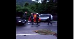 Trei persoane au murit, IERI, in teribilul accident de la Valea Cernei / Viceprimarul Municipiului Caransebes a fost implicat in TRAGEDIE