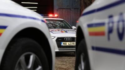 Trei persoane ranite grav de un sofer baut care fugea de Politie. Fugarul a intrat pe rosu intr-o intersectie