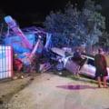 Trei răniți în urma unui accident în Bistrița-Năsăud. Ambii șoferi erau băuți
