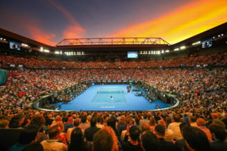 Trei romance joaca marti la Australian Open: Iata programul zilei