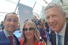 Trei romani, in componenta comisiilor Comitetului International Olimpic (CIO)