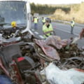 Trei romani au murit intr-un accident, in Spania