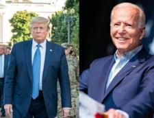 Trei sondaje de opinie il dau pe Joe Biden castigator al ultimei dezbateri electorale din SUA