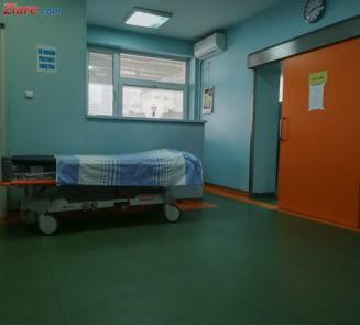 Trei spitale din Bucuresti nu au apa calda si caldura. Ministerul Sanatatii si RADET, declaratii contradictorii