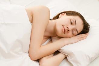 Trei trucuri pentru a adormi repede si adanc