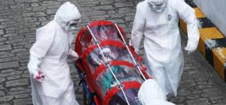 Trei valceni infectati cu coronavirus, internati la Sectia de Boli Infectioase a Spitalului Judetean de Urgenta Valcea