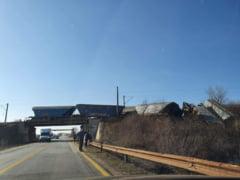 Tren deraiat pe ruta Bucuresti - Craiova
