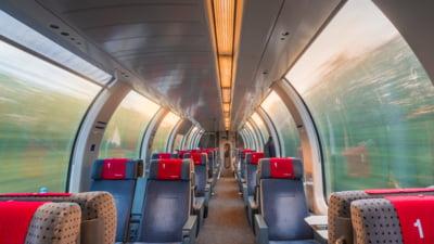 """Trenul care a plecat de la Lisabona spre Paris, cu ocol prin 26 de țări, ajunge în București: """"E un tren experiment, un tren laborator"""""""