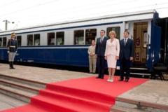 Trenul regal ajunge la Iasi, pe 16 decembrie, dupa 100 de ani de cand Iasul a fost capitala