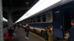 Trenuri cu întârzieri de şase ore, din cauza unor defecțiuni la infrastructura de alimentare cu electricitate. Ce curse au fost afectate